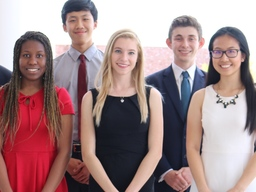 11 Students Selected as 2018 Presidential Scholar Candidates