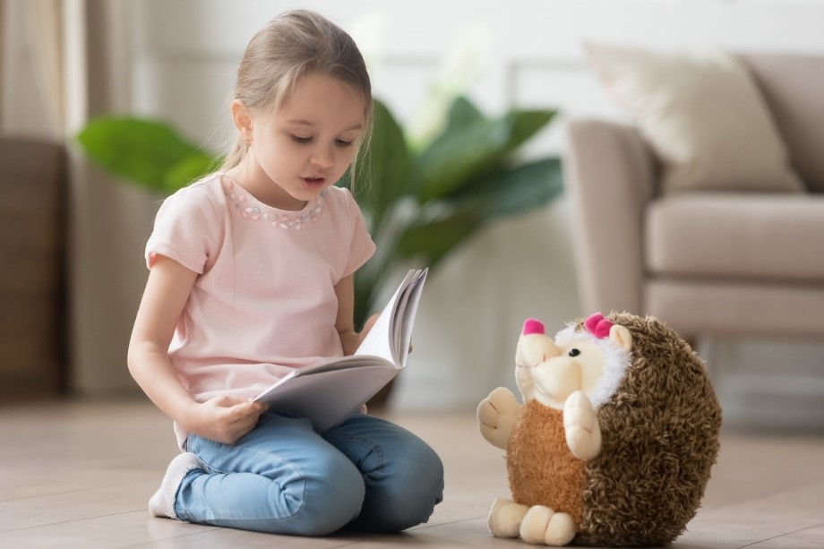 Creating a Love of Reading with Your Child