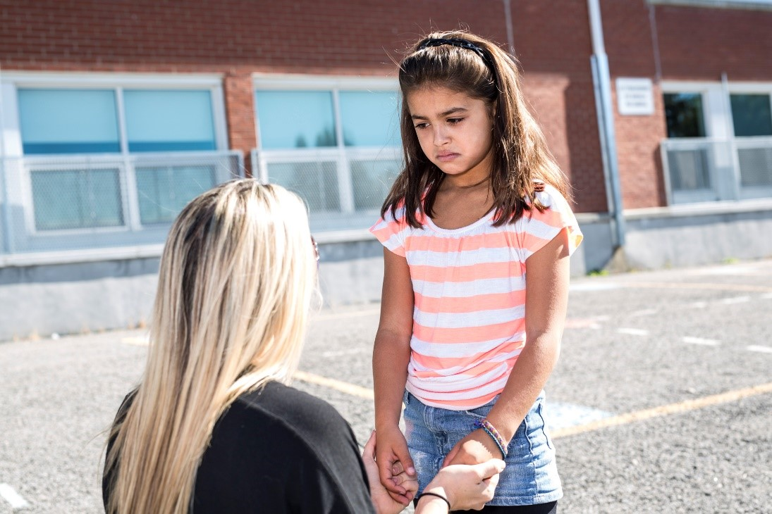 What to Do When Your Child Encounters a Bully at School